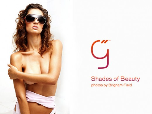 Gisele - `Shades Of Beauty` - by Brigham Field for BEAUTYISDIVINE