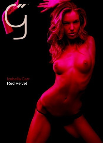 Izabella Carr - `Red Velvet` - by Brigham Field for BEAUTYISDIVINE