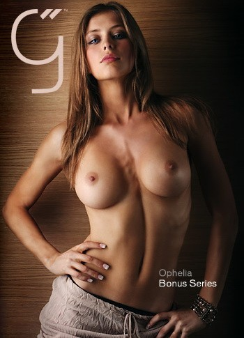 Ophelia - `Bonus Series` - by Brigham Field for BEAUTYISDIVINE