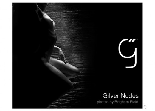 `Silver Nudes` - by Brigham Field for BEAUTYISDIVINE