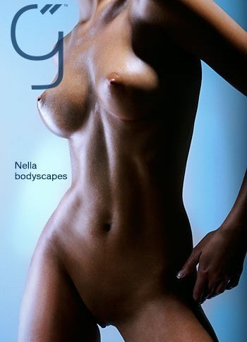 Nella - `Bodyscapes` - by Brigham Field for BEAUTYISDIVINE