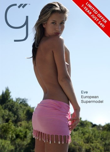 Eve - `European Supermodel` - by Brigham Field for BEAUTYISDIVINE