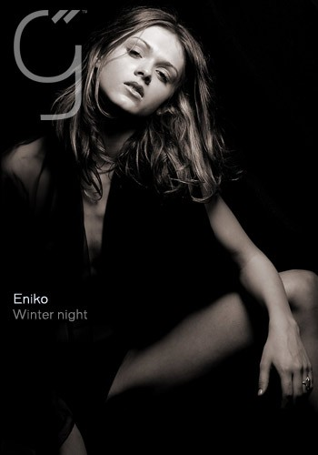 Eniko - `Winter Night` - by Brigham Field for BEAUTYISDIVINE