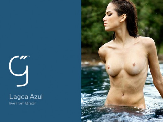 Roberta Murgo - `Lagoa Azul` - by Brigham Field for BEAUTYISDIVINE