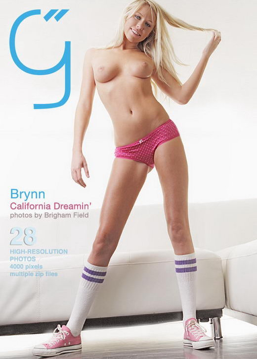 Brynn - `California Dreamin'` - by Brigham Field for BEAUTYISDIVINE