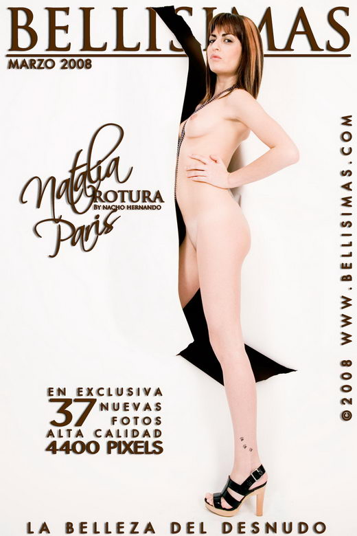 Natalia Paris - `Rotura` - by Nacho Hernando for BELLISIMAS