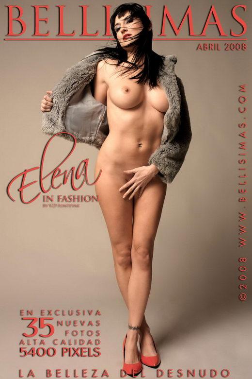 Elena Cerrillo - `In Fashion` - by V.D. Fonteyne for BELLISIMAS