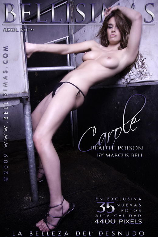 Carole - `Beaute Poison` - by Marcus Bell for BELLISIMAS