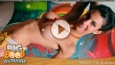 Petra Presents In The Bubbles video from BIGBOOBWORSHIP by DavidNudesWorld