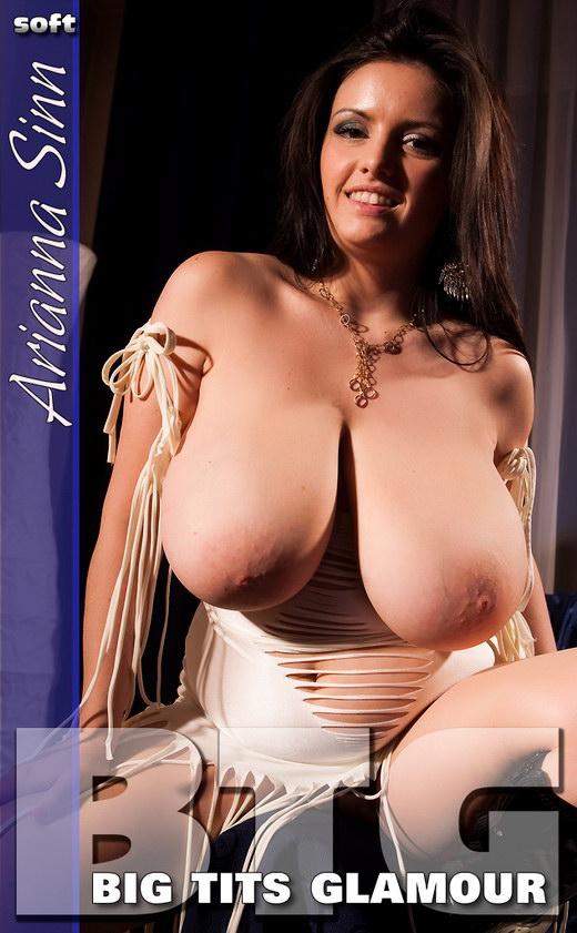 Arianna Sinn - `Soft` - for BIGTITSGLAMOUR