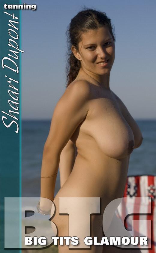 Shaari Dupont - `Tanning` - for BIGTITSGLAMOUR