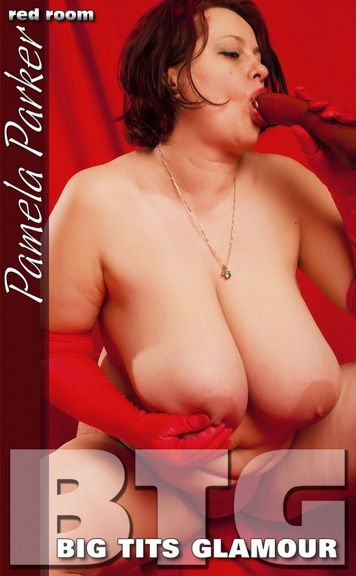 Pamela Parker - `Red Room` - for BIGTITSGLAMOUR