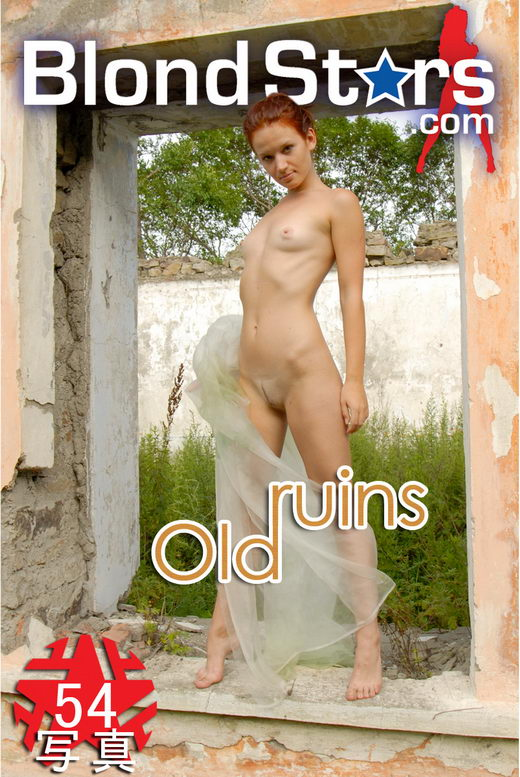 Lisa - `Old Ruins` - for BLONDSTARS