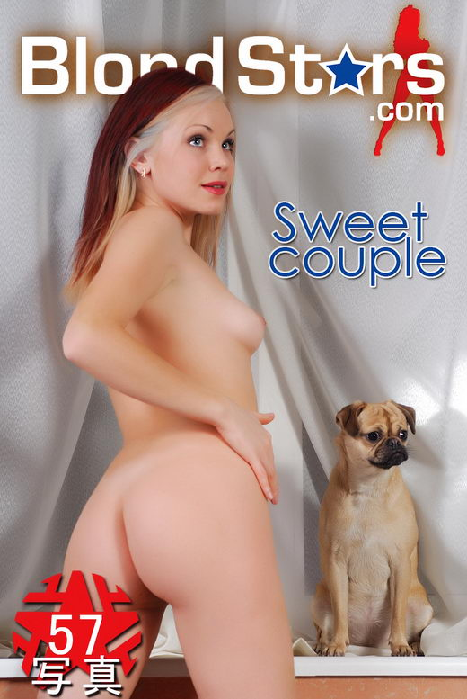 Katky K - `Sweet Couple Dog` - for BLONDSTARS