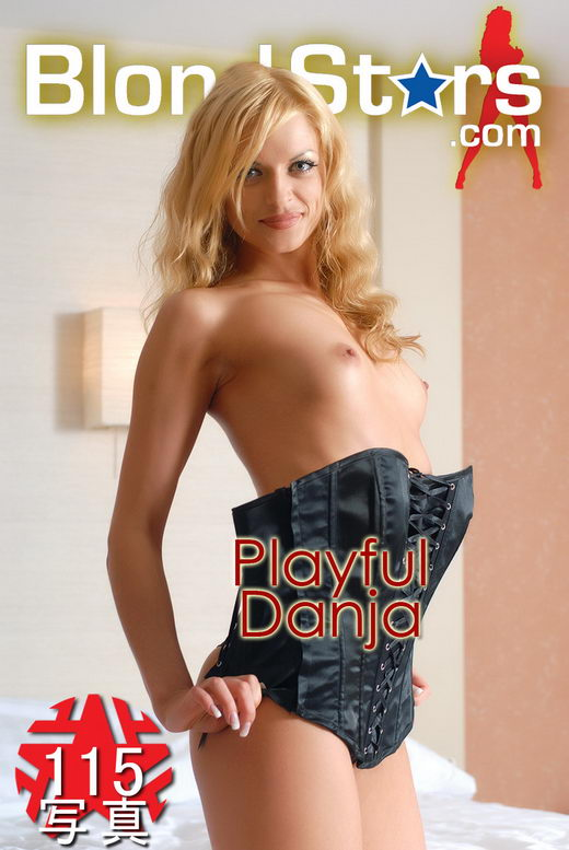 Danya - `Playful` - for BLONDSTARS