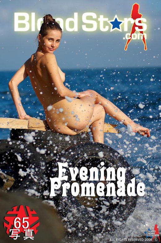 Fibby - `Evening Promenade` - for BLONDSTARS