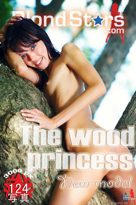 Maria - `The Wood Princess` - for BLONDSTARS