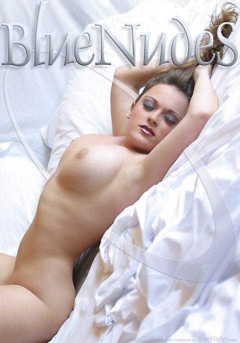 Mandy Fisher - `Mandy` - by Tom Ruddock for BLUENUDES