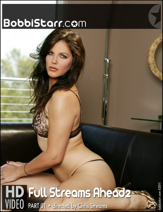 Bobbi Starr - `Full Streams Ahead 2` - by Richard Avery for BOBBISTARR