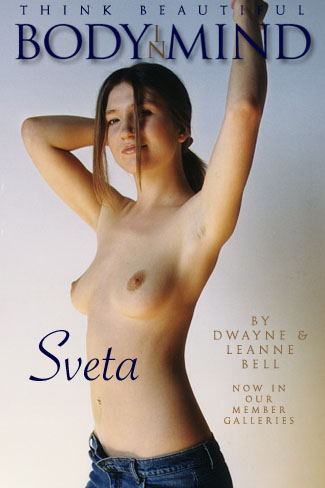 Sveta - by Dwayne Bell for BODYINMIND