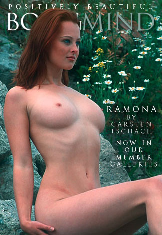Ramona - by Carston Tschach for BODYINMIND