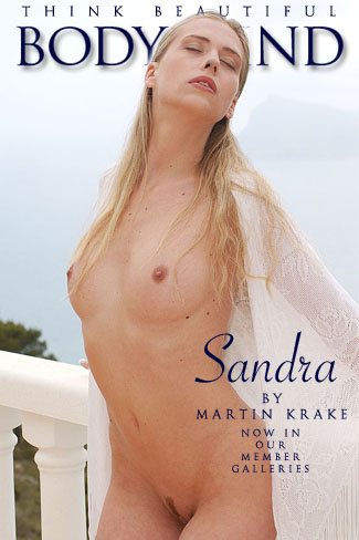 Sandra - by Martin Krake for BODYINMIND
