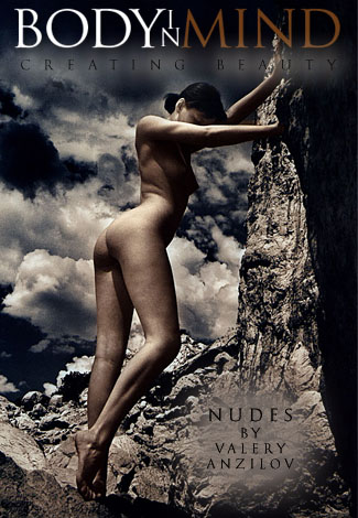 `Nudes` - by Valery Anzilov for BODYINMIND