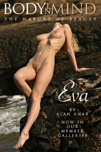Eva - by Alan Anar for BODYINMIND