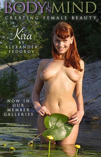 Kira & Ellie - by Alexander Fedorov for BODYINMIND