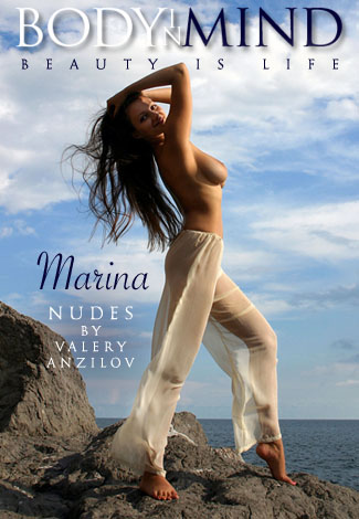 Marina - by Valery Anzilov for BODYINMIND