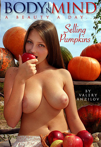 Marina - `Selling Pumpkins 2` - for BODYINMIND