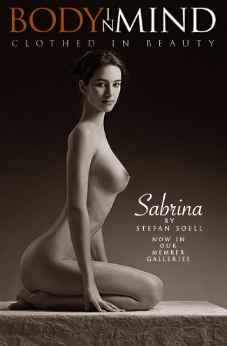 Sabrina - by Stefan Soell for BODYINMIND