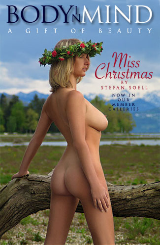 Maryanne - `Miss Christmas` - by Stefan Soell for BODYINMIND