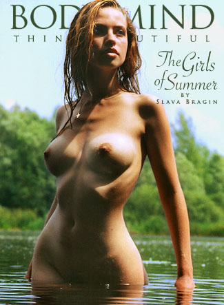 `The Girls Of  Summer` - by Slava Bragin for BODYINMIND
