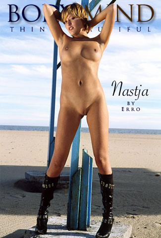 Nastja - by Erro for BODYINMIND
