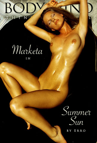 Marketa - `Summer Sun` - by Erro for BODYINMIND
