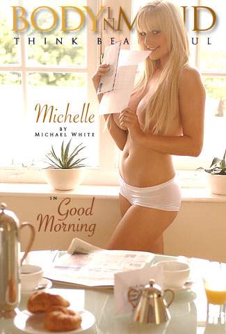 Michelle - `Good Morning` - by Michael White for BODYINMIND