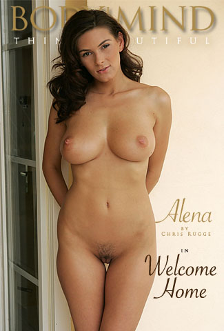 Alena - `Welcome Home` - by Chris Rugge for BODYINMIND
