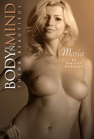Maria - by Dmitri Kuropov for BODYINMIND
