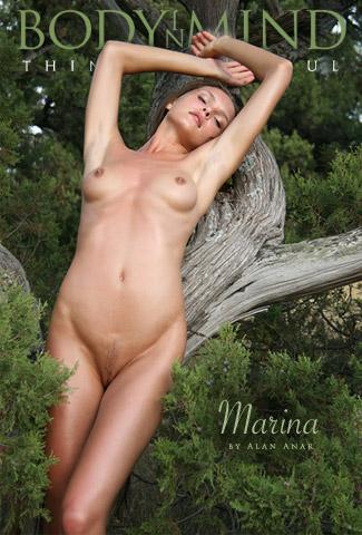 Marina - by Alan Anar for BODYINMIND