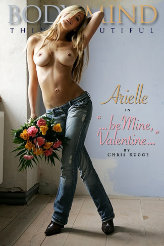 Arielle - `... be Mine Valentine...` - by Chris Rugge for BODYINMIND