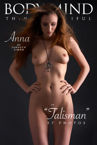 Anna - `Talisman` - by Janosch Simon for BODYINMIND