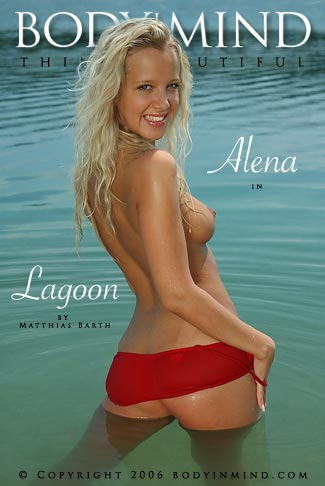 Alena - `Lagoon` - by Matthias C. Barth for BODYINMIND