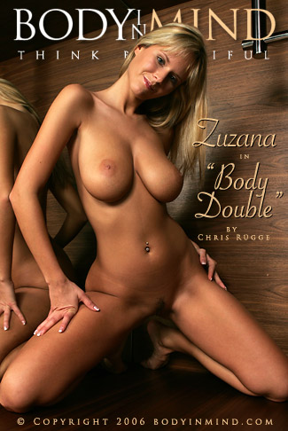 Zuzana - `Body Double` - by Chris Rugge for BODYINMIND