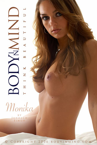 Monika - by Janosch Simon for BODYINMIND