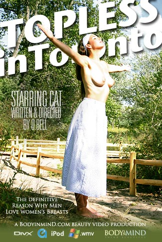 Cat - `Topless in Toronto` - by D. Bell for BODYINMIND