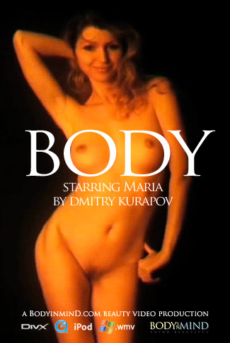 Maria - `Body Video` - for BODYINMIND