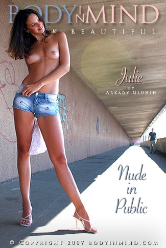 Julie - `Bridge` - by Arkady for BODYINMIND