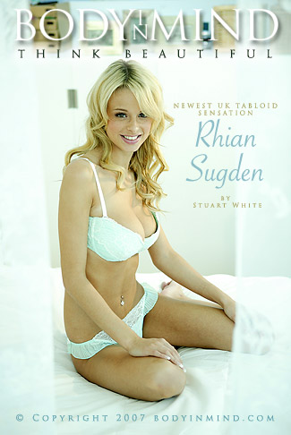 Rhian Sugden - `Rhian Sugden` - by Stuart White for BODYINMIND