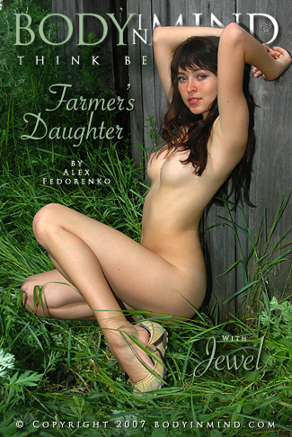 Jewel - `Farmer's daughter` - by Alex Fedorenko for BODYINMIND